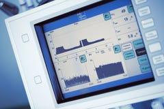 Technologies médicales dans l'unité de soins intensifs Photos libres de droits