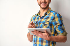 Technologies making life better. Stock Photography