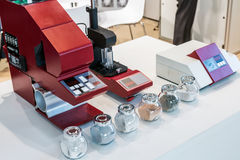 Technologies modernes dans le matériel médical Image stock