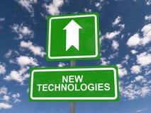 Technologies neuves Photos libres de droits