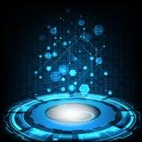 Technologiezusammenfassung Lizenzfreie Stockbilder