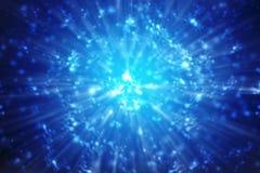 Technologii Abstrakcjonistyczny tło, futurystyczny tło, cyberprzestrzeni pojęcie Zdjęcie Royalty Free