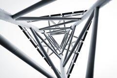 Technologii abstrakta struktura Fotografia Royalty Free