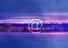technologii graficzna sieć Obrazy Royalty Free