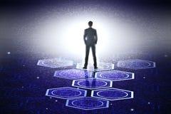 technologii i innowaci pojęcie Zdjęcia Stock