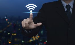 Technologii i interneta pojęcie Fotografia Stock