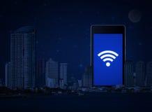 Technologii i interneta pojęcie Zdjęcia Stock