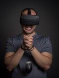 Technologii i wideo gier nałóg i nowożytna choroba psychiczna Zdjęcie Stock
