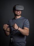 Technologii i wideo gier nałóg i nowożytna choroba psychiczna Zdjęcie Royalty Free