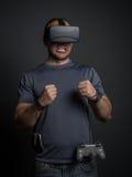 Technologii i wideo gier nałóg i nowożytna choroba psychiczna Obraz Stock
