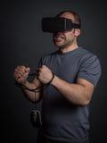 Technologii i wideo gier nałóg i nowożytna choroba psychiczna Obrazy Royalty Free