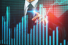 Technologii, innowaci i interfejsu pojęcie, Zdjęcie Stock