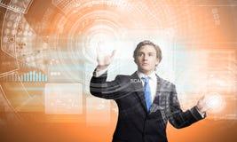Technologii innowacje Obraz Stock
