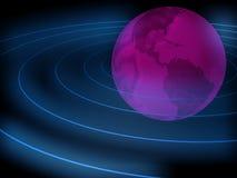 technologii kosmicznej Obrazy Royalty Free