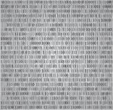 Technologii pojęcia hex kodu cyfrowy tło Zdjęcie Royalty Free