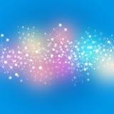 Technologii sieci tło Obrazy Royalty Free