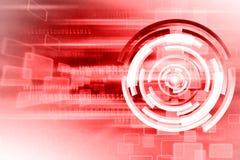 Technologii tło Obraz Stock