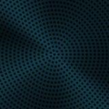 Technologii tło z bezszwowym okręgiem ilustracja wektor