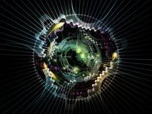 Technologii tło Obraz Royalty Free