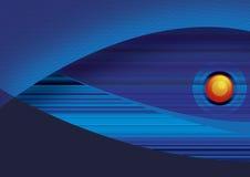 Technologisch oog Vector Illustratie