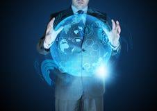 Technologische Fortschritte Lizenzfreies Stockfoto
