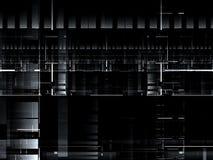 Technologische Hintergrund-Auslegung Stockfotografie