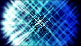 Technologische Hintergrundanimation lizenzfreie abbildung