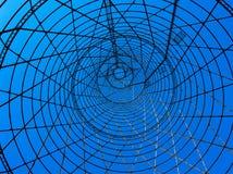 Technologische toren Stock Afbeelding