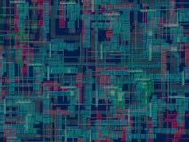 Technologische Zeichnung Lizenzfreies Stockbild
