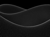Technologischer abstrakter Hintergrund Lizenzfreie Stockbilder