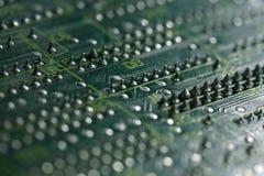 Technologischer Hintergrund Lizenzfreie Stockfotos