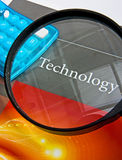 Technology. stock photography