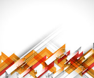 Technology abstract background collection for business solution ideas. Vector image Royalty Free Stock Photos