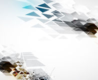 Technology abstract background collection for business solution ideas. Vector image stock illustration