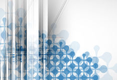 Technology abstract background collection for business solution ideas Stock Photography