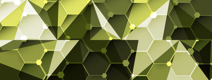 Technology abstract background collection for business solution ideas Royalty Free Stock Photos