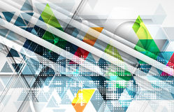 Technology abstract background collection for business solution ideas Stock Images