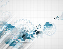 Technology abstract background collection for business solution ideas Stock Photos