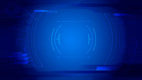 Technology abstract background dash board panel, grow bright lig Royalty Free Stock Photography