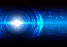 Technology abstract background stock image