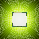Technology abstract background. Royalty Free Stock Photos