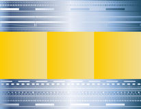 Technology abstract concept Royalty Free Stock Image