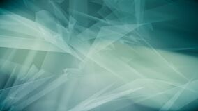 Technology abstract polygonal connections animated wallpaper royalty free illustration
