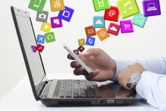 Technology and Applications Stock Images