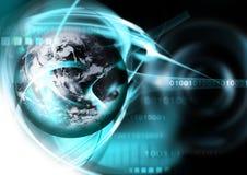 Technology background Royalty Free Stock Photos
