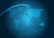 Technology - Background stock illustration