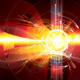 Technology Background Royalty Free Stock Image
