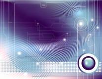 Technology background stock illustration