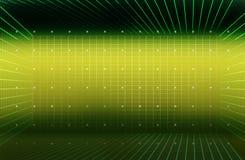 Technology background. Illustration of a technology background royalty free illustration