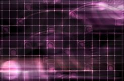 Technology background. Illustration of abstract technology background stock illustration